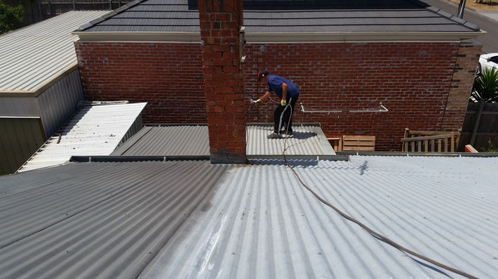 How to Repair a Rusted Metal Roof